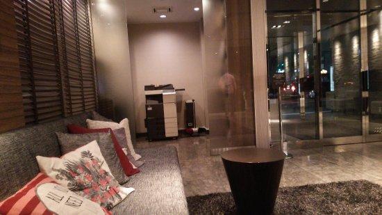 Hotel Active Hiroshima: 1Fフロント