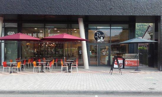 Albertville, Γαλλία: Pâtisserie, salon de thé et snacking.