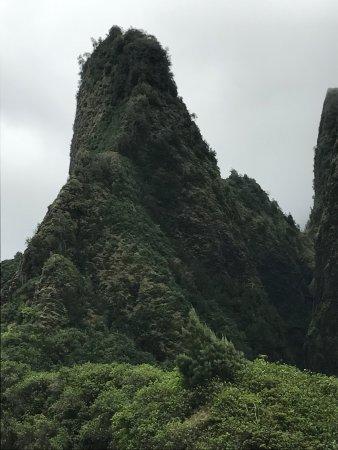 Wailuku, Hawái: Iao Needle