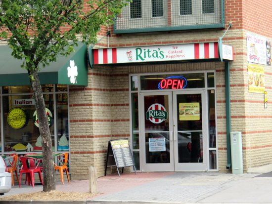 Rita S Italian Ice Of Chattanooga