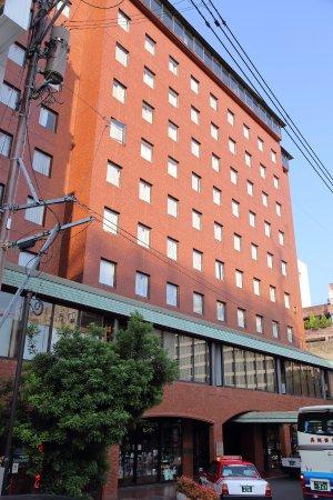 Nagasaki Washington Hotel : ホテル外観
