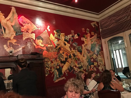 Muriel's Jackson Square: Main Dining Room