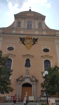 Pfarrkirche St, Nikolaus