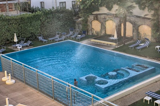 Piscina Esterna Foto Di Hotel Terme Paradiso Abano