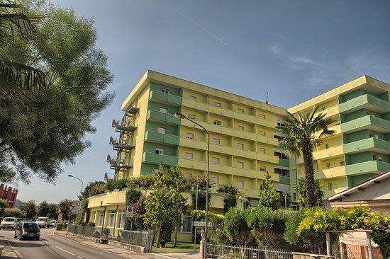 Hotel Terme Paradiso: Hotel