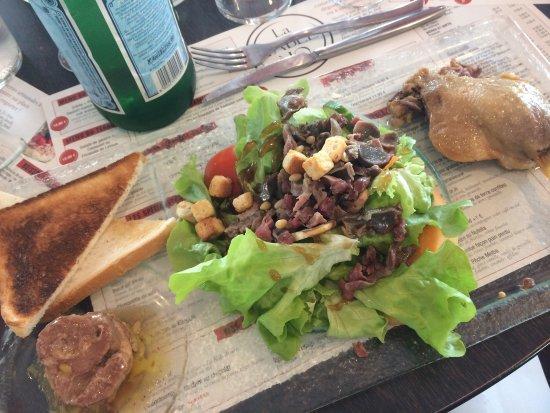 Labege, Fransa: La Table A Jo