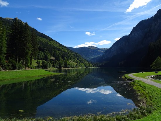 Montriond, Frankrike: Reflections
