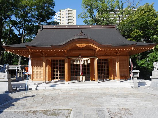 Oshioi Shrine