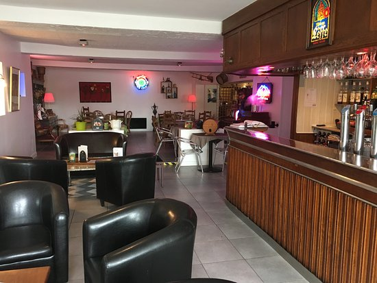 Pithiviers, Frankrike: Bar, restaurant, crêperie