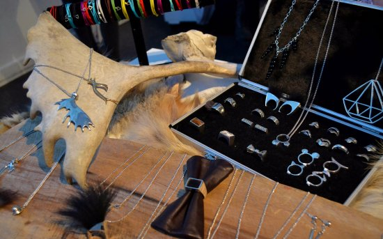 Local Montreal jewelry