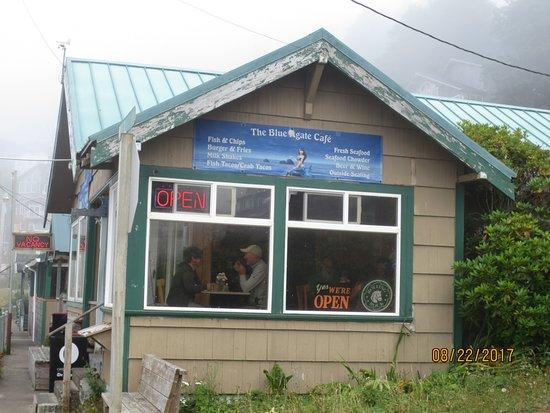 Oceanside, Орегон: exterior