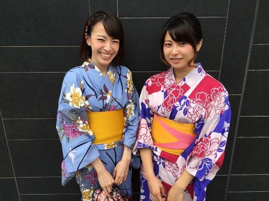 Asakusa Kimono Rental Rikawafuku
