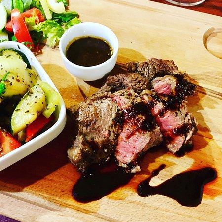 Haj ve Slezsku, جمهورية التشيك: Rib eye steak