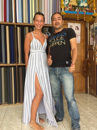Mae Nam, Tailandia: Bond Tailors International