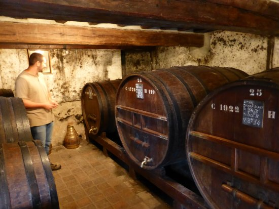 explanation of calvados making