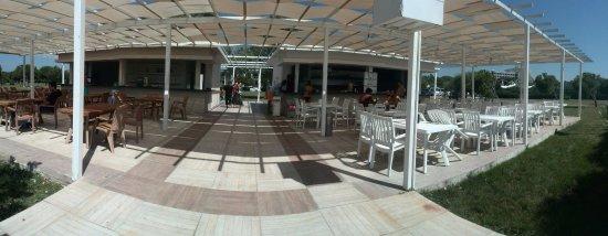 SARP Hotel Kadriye 3* - бар на пляже