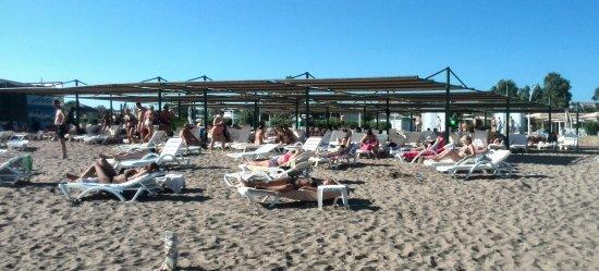 SARP Hotel Kadriye 3* - пляж