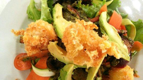 Klapmuts, Güney Afrika: Chefs salad
