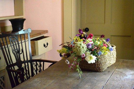 Kew, UK: In the queen's cottage