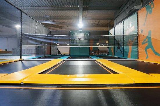 Feel Jump Trampoline Park Aubergenville Yvelinnes
