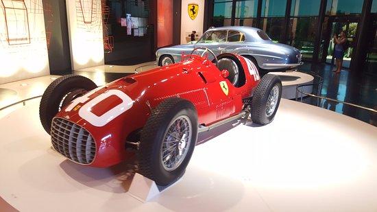 Vila Seca, Spania: Ferrari van heel vroeger