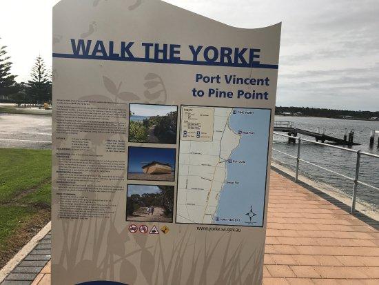 Walk the Yorke