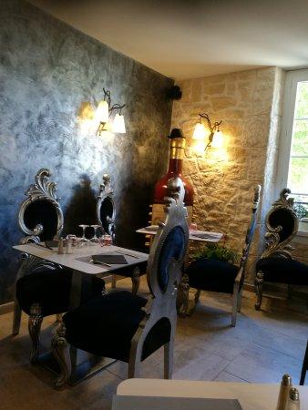 Beaumes-de-Venise, France : La Table des Balmes