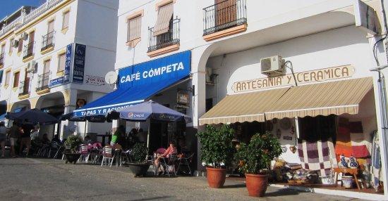 imagen Cafe Competa en Cómpeta