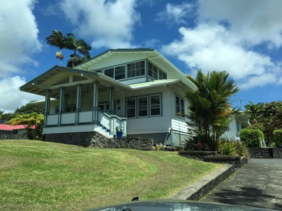 The Old Hawaiian B&B: B&B