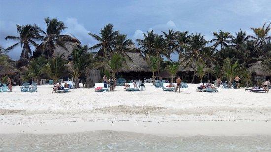 Akiin Beach Club Plaża