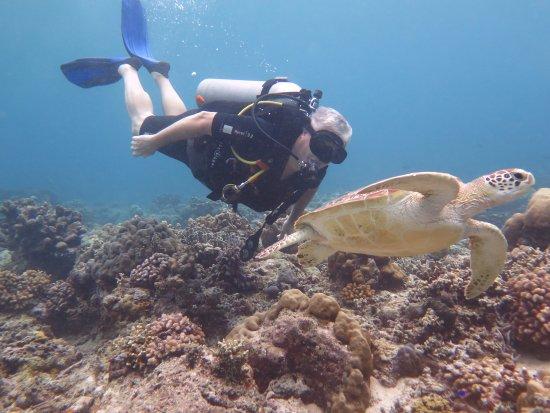 吉利群島照片