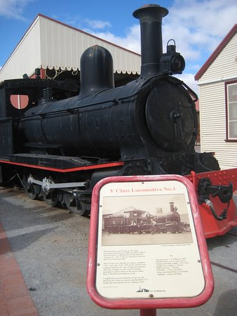 Broken Hill, ออสเตรเลีย: The museum has a wide range of rolling stock from the Silverton Tramway