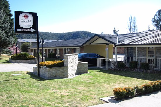 zig zag motel 2017 prices reviews photos lithgow. Black Bedroom Furniture Sets. Home Design Ideas