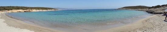 Agios Sostis, Grécia: Sostis Beach