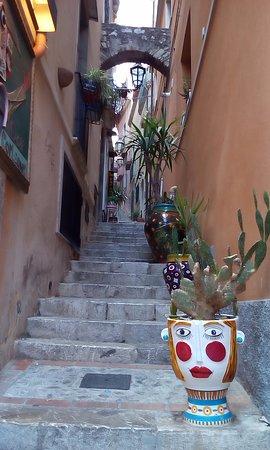 Aci Castello, Italien: Taormina