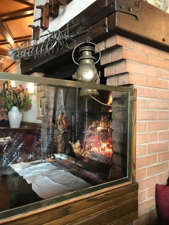 Cully, Schweiz: Le grill du dimanche !