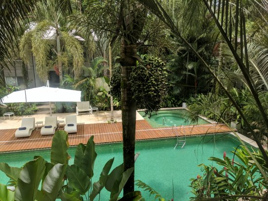 Cocles, Costa Rica: View from the Room