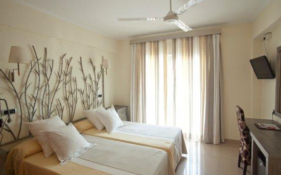 Es Pujols, Spain: Doble Twin con 2 camas