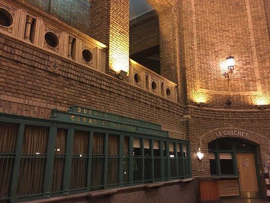 Photo of Gare du Palais in Quebec City, , CA