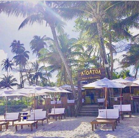 Atoatoa Beach Bar Restô