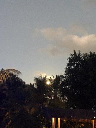Villas de Trancoso Hotel : Fim de tarde na pousada