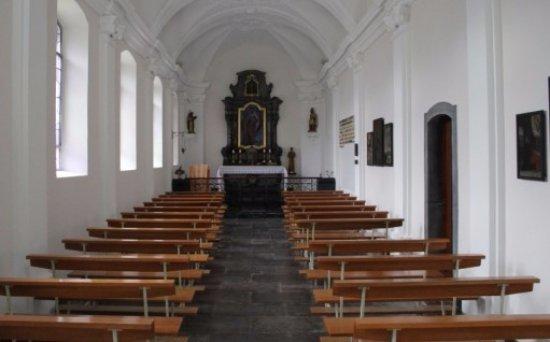 Saint-Maurice, Sveits: Chapelle Notre-Dame du Scex (intérieur)