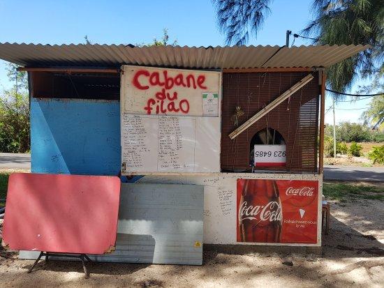 Cabane Du Filao: 20170905_111254_large.jpg