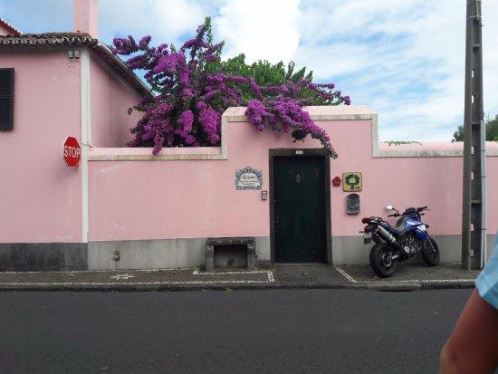 Sao Vicente Ferreira, Portugal: Der Eingang