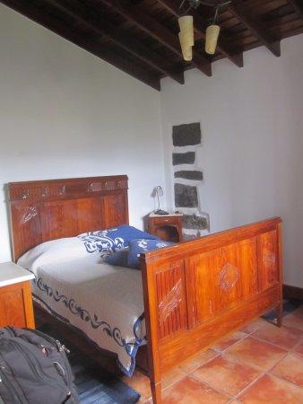Sao Vicente Ferreira, Portugal: Schlafzimmer