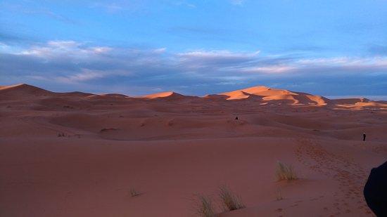 Riad Mamouche: サハラ砂漠