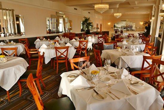 Braunton, UK: Dining Room