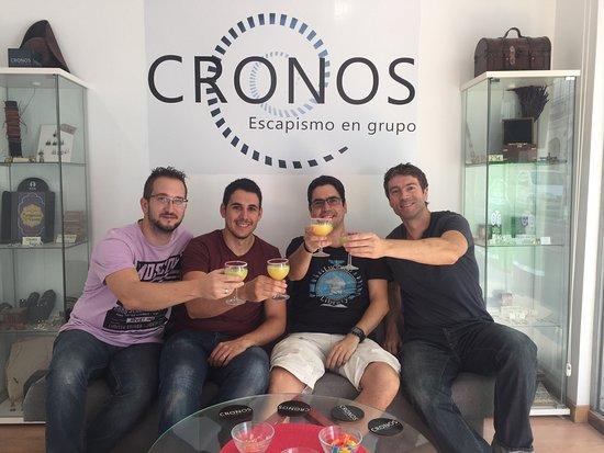 Cronos Scape Room