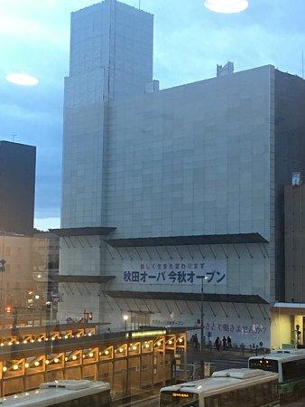 秋田市, 秋田県, 今年の秋オーパになります。