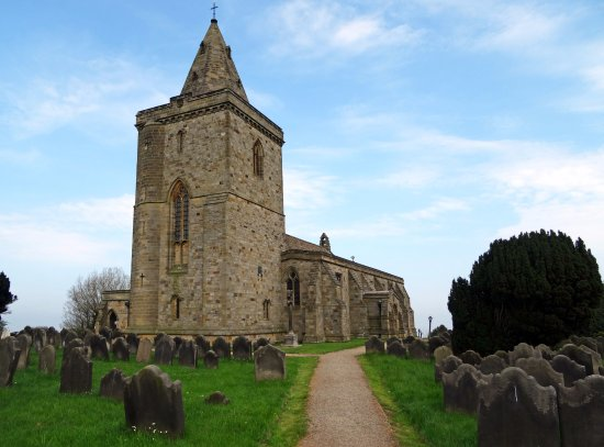 Church of St Oswald & Viking Grave Stones